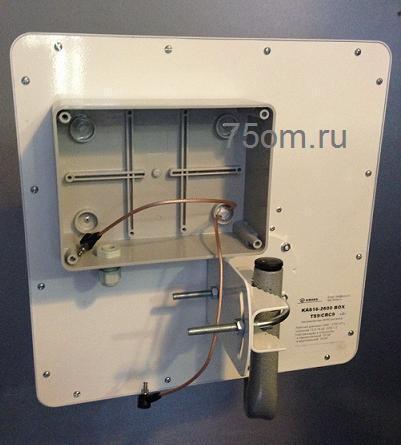 Антенна 4G с гермобоксом MIMO KAS16-2600 BOX